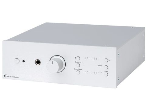 PROJECT Phono Box DS2 USB Silver