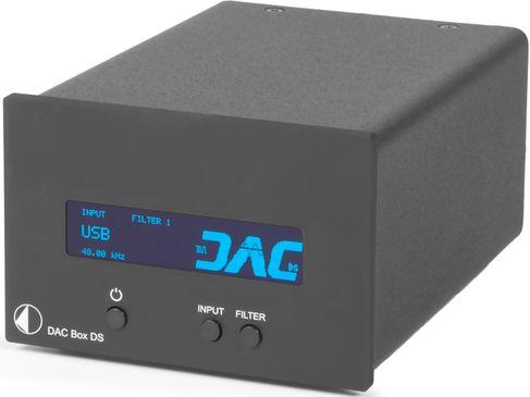 PROJECT DAC BOX DS Noir