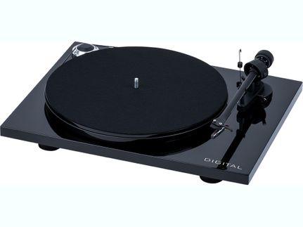 PROJECT ESSENTIAL III DIGITAL Piano Black (avec OM10)