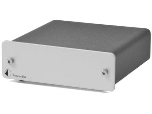 PROJECT Phono Box DC Silver