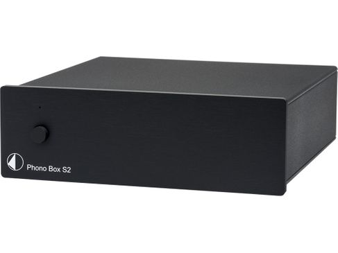 PROJECT Phono Box S2 Noir