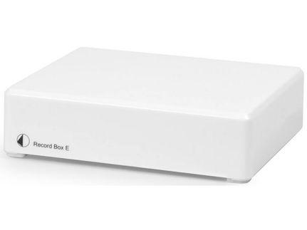 PROJECT RECORD BOX E Blanc
