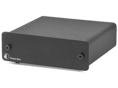 PROJECT Phono Box DC Noir