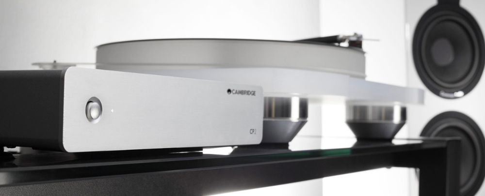 Préampli phono Cambridge CP2