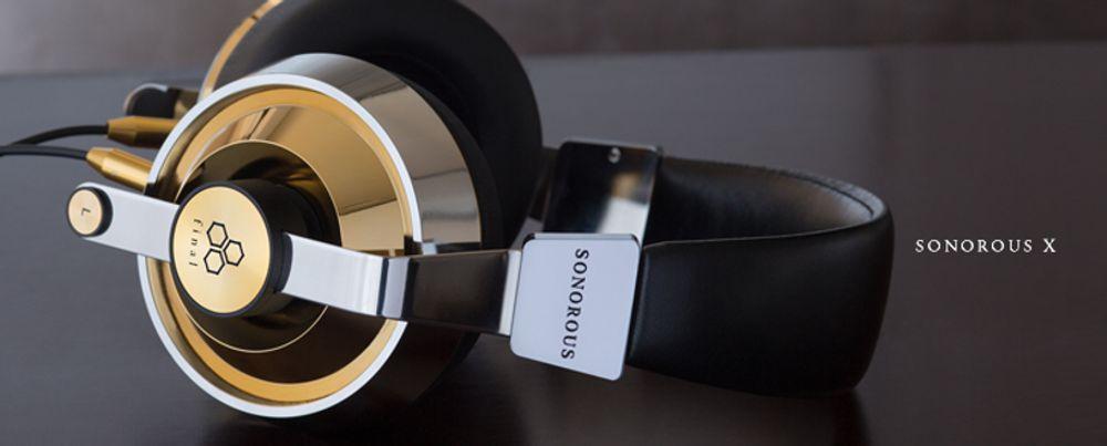Final Audio Sonorous X