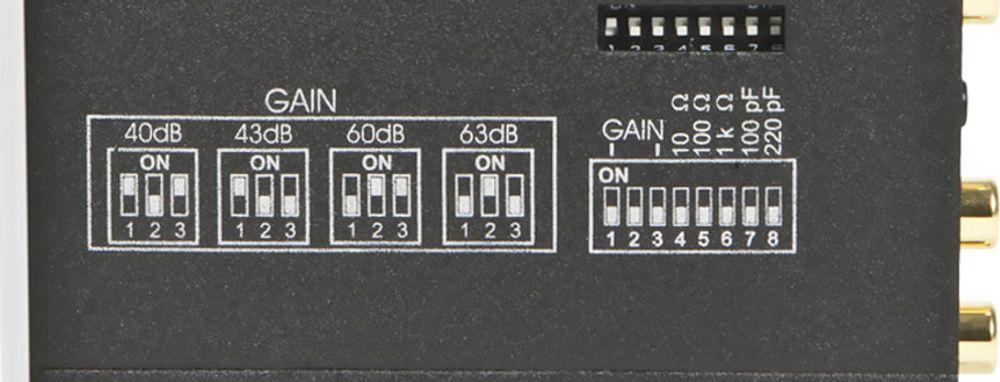 Préamplificateur MM/MC Project Phono Box S2