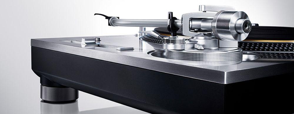 Platine vinyle Technics SL-1200G EGS