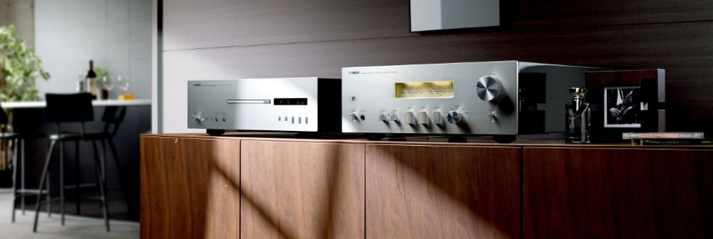Amplificateur audiophile Yamaha A-S1100
