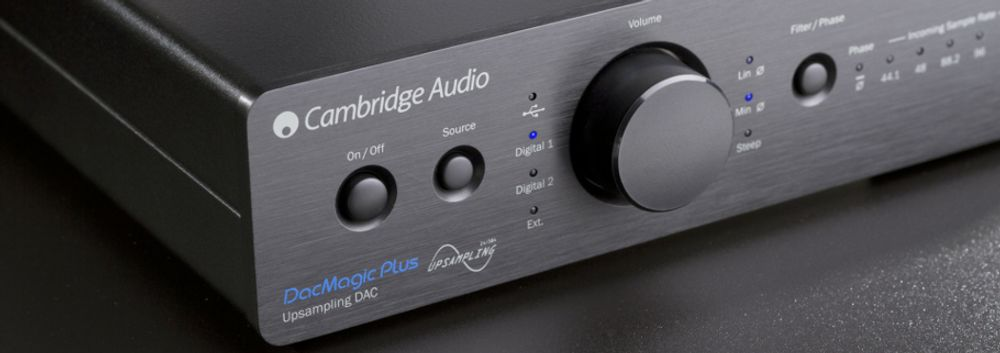 Cambridge Dacmagic Plus
