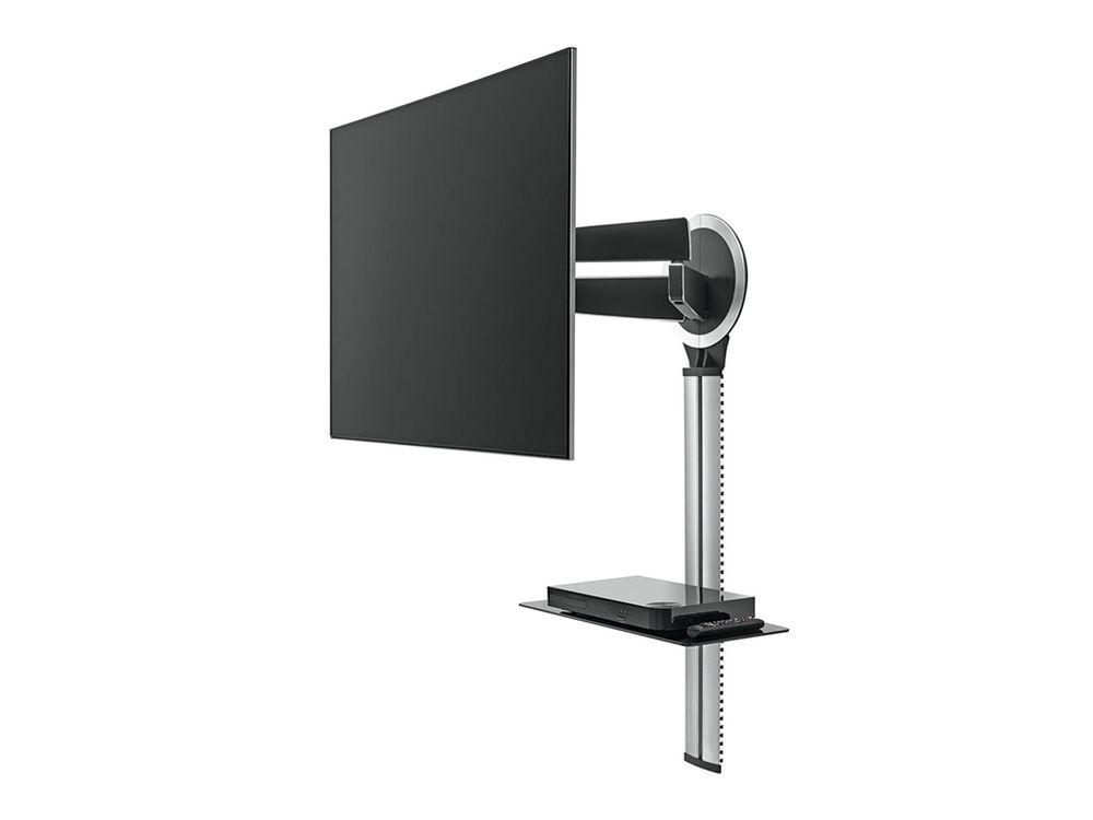 support tv mural. Black Bedroom Furniture Sets. Home Design Ideas