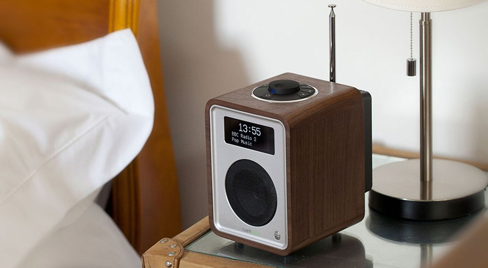 Radio transportable FM RDS, DAB, DAB+ et Bluetooth® -  RUARK AUDIO R1 MK3