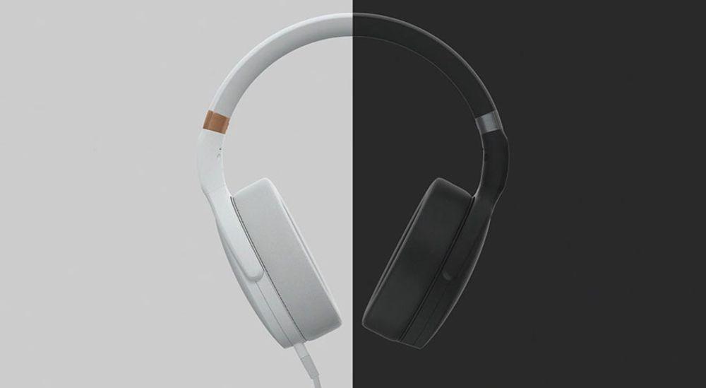 Casque audio circum-aural de type fermé optimisé pour Android - SENNHEISER HD 4.30G