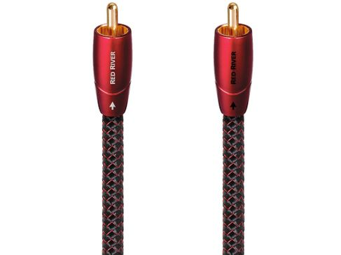 AUDIOQUEST Red River RCA-RCA (1m)