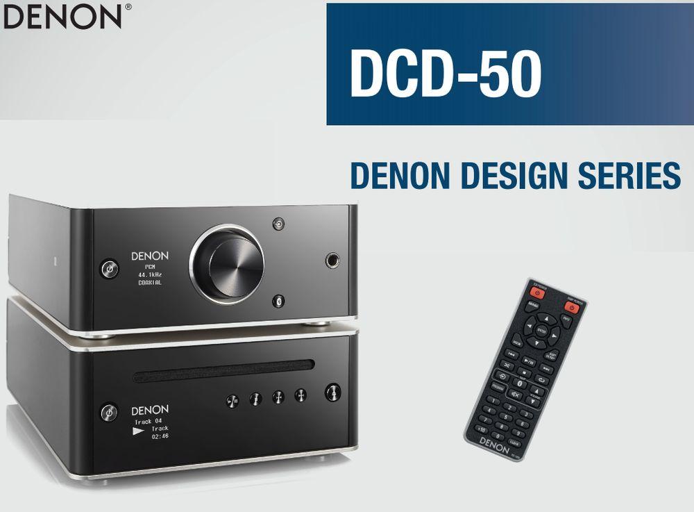 Denon DCD50