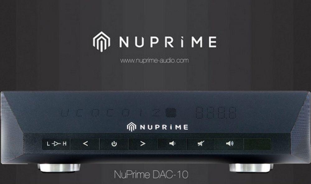 NuPrime DAC-10