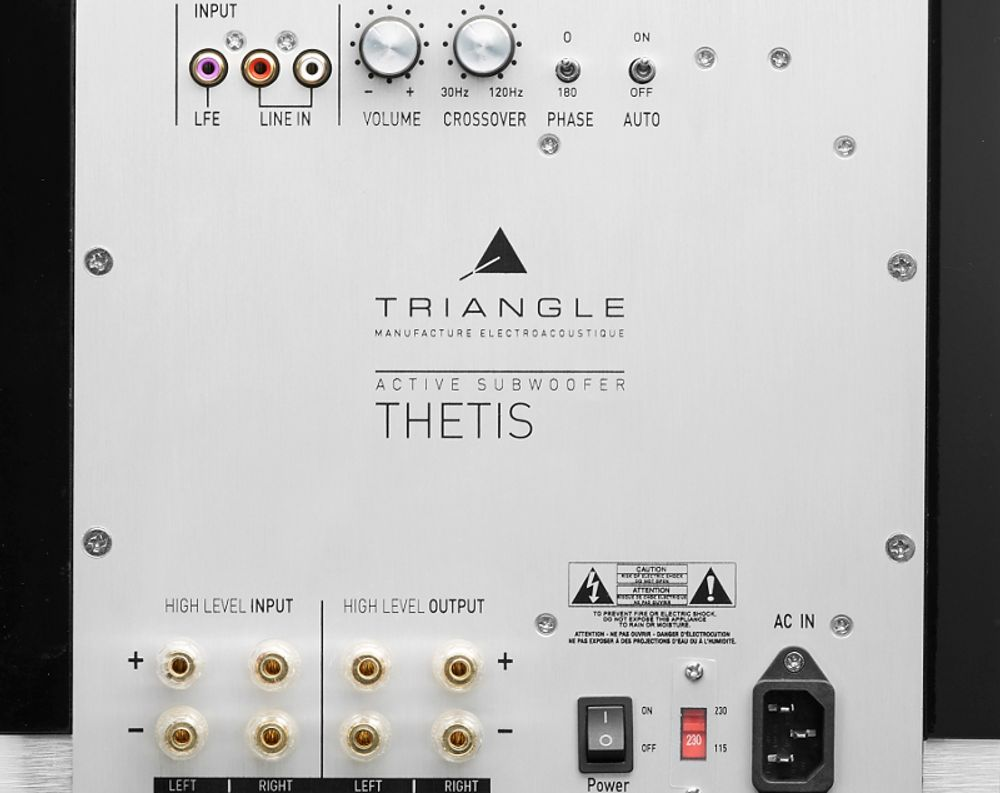 Triangle Thetis 320