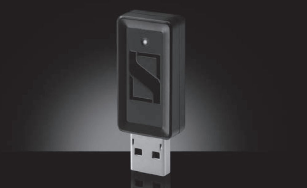 Dongle Bluetooth APT-X Sennheier BTD 500 USB