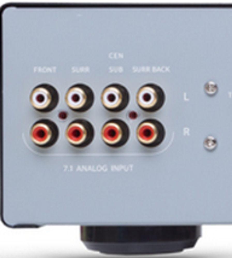 Ampli de puissance 8 canaux NuForce MCA-20 : 8x278 Watts de puissance à l'état pur !