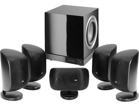 Bowers & Wilkins MT-80D Noir