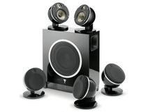 FOCAL Pack DOME FLAX 5.1 Noir