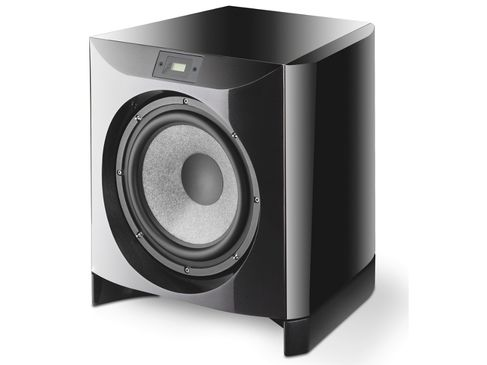 FOCAL ELECTRA SW 1000 BE2 Black Lacquer