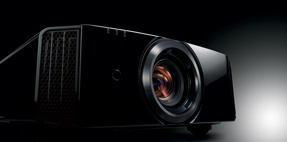 Vidéoprojecteur HDR Ultra HD 4K à technologie e-shift5 compatible 3D - JVC DLA-X5900