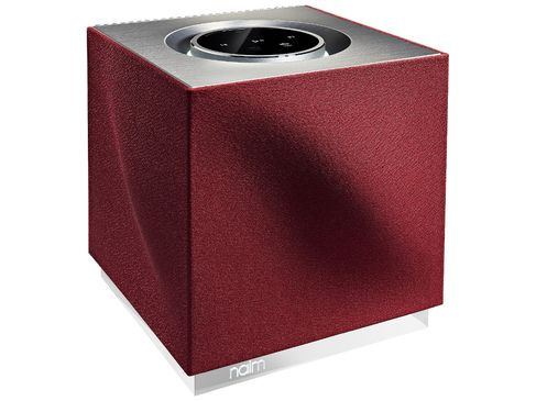 NAIM Grille rouge MU-SO Qb