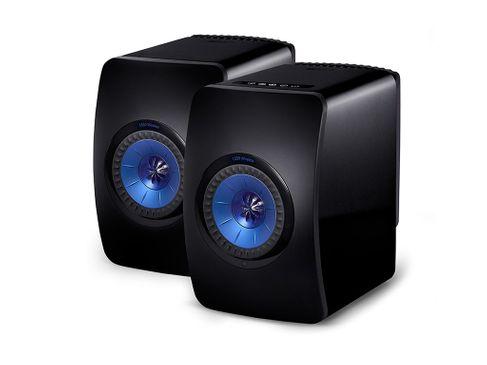 KEF LS50 Wireless Noir (la paire)