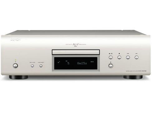 DENON DCD-1600NE Silver Premium
