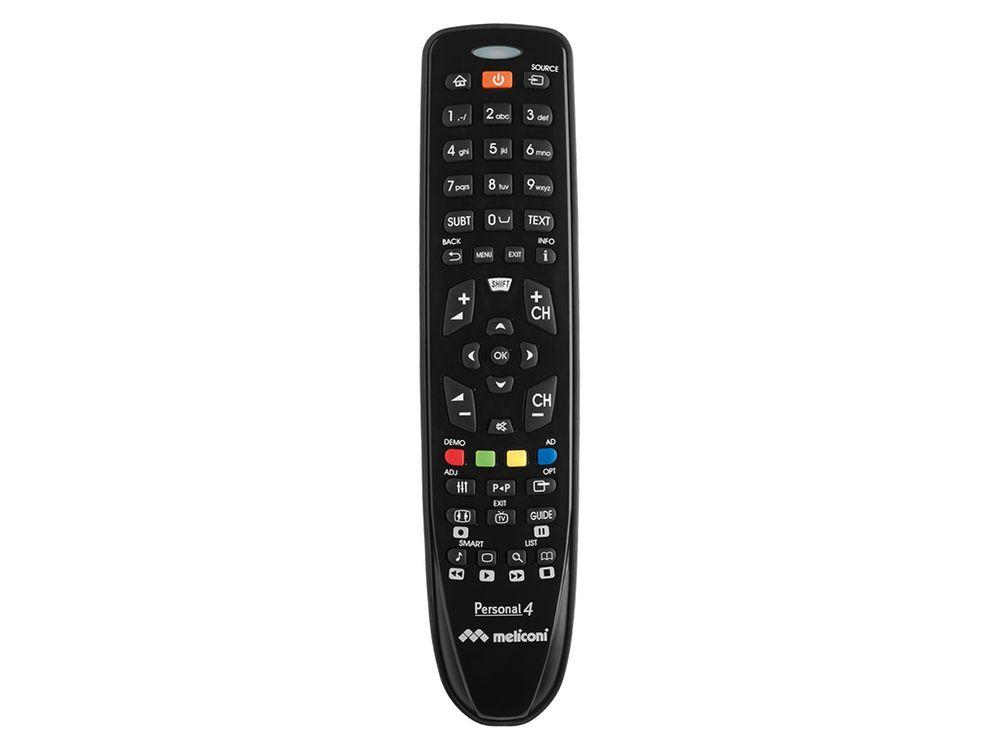 meliconi gumbody personal 4 tv philips t l commandes. Black Bedroom Furniture Sets. Home Design Ideas