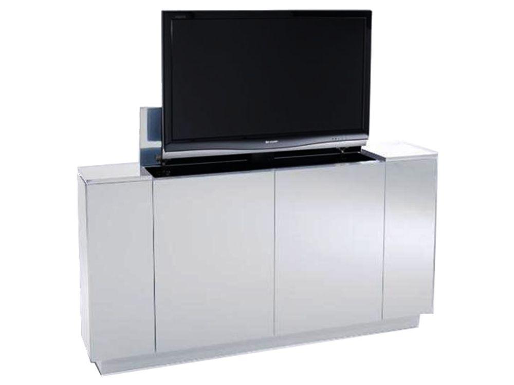 Sb concept m2p2n1lb accessoires for Meuble tv coulissant