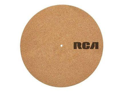 RCA Turntable bearing cork 12´´