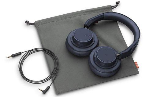 Plantronics Backbeat Go 600 Navy Casques Avec Microphone Pour