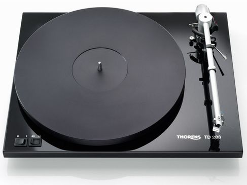 THORENS TD 203 Noir