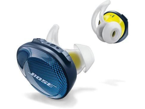 BOSE® SoundSport® Free Bleu / Citron
