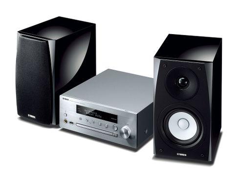 YAMAHA MusicCast MCR-N570D Silver + HP