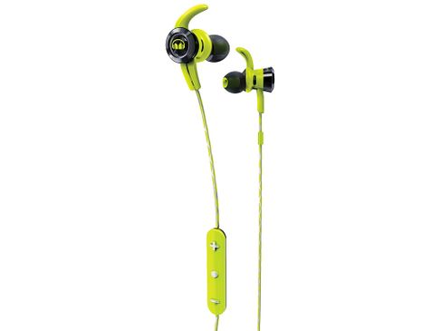 MONSTER iSport Victory Bluetooth Vert