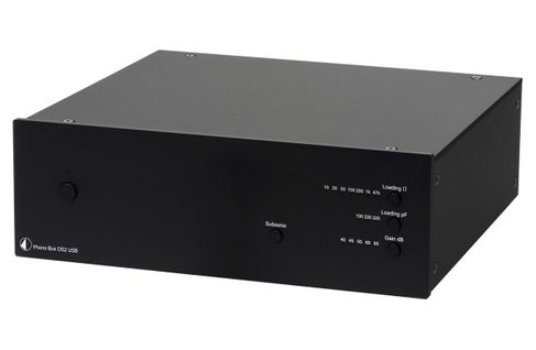 PROJECT Phono Box DS2 Noir