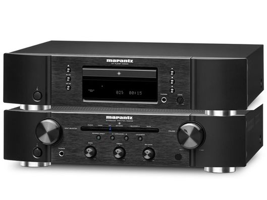 MARANTZ PM5005 Noir + CD5005 Noir