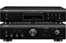 DENON PMA-800 + DCD-800 Noir