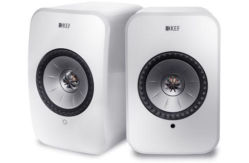 KEF LSX Blanc (la paire)