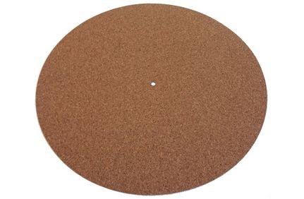 SIMPLY ANALOG Couvre plateau Liege Cork Slipmat Standard Edition