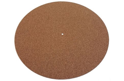 SIMPLY ANALOG Couvre plateau Liege Cork Slipmat Standard Edition