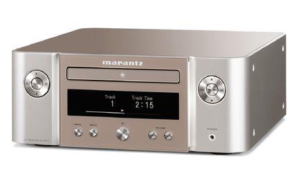 MARANTZ Melody X (M-CR612) Silver Gold
