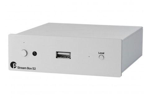 PROJECT Stream Box S2 Silver