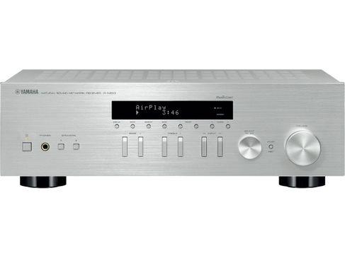 YAMAHA MusicCast R-N303 Silver