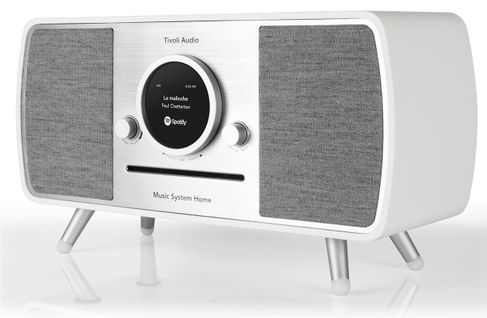 TIVOLI Music System Home Blanc/Gris