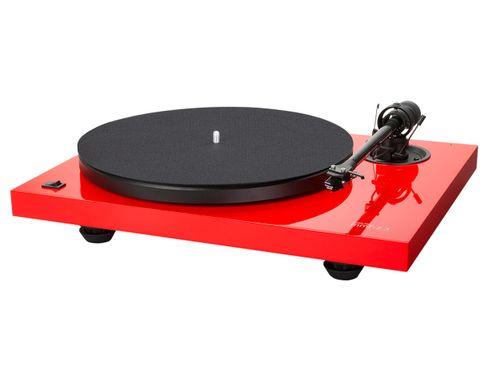 MUSIC HALL MMF-2.3 LE Ferrari Red (Modèle EXPO)