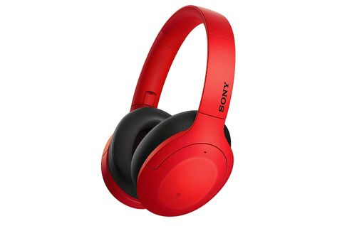 SONY WH-H910 Rouge