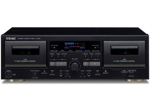 TEAC W-1200 Noir